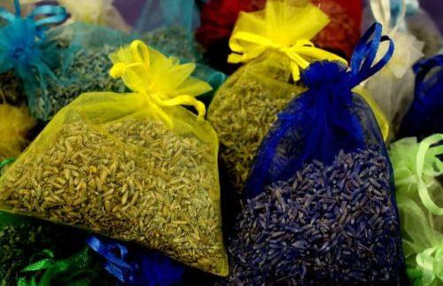 травяные пакетики для ванны