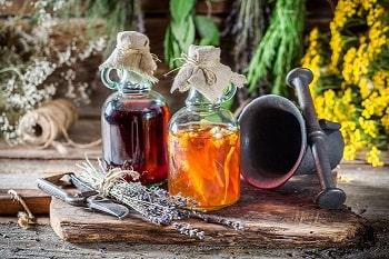 Безалкогольные настойки на глицерине