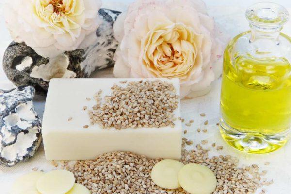 масляные плитки для сухой кожи