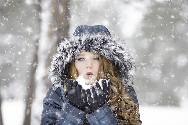 Зимний уход за сухой кожей изнутри